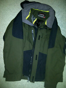Men's Karbon ski Jacket (waterproof, insulated,breathable)
