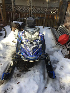 Skidoo summit 800 163. Priced to sell!