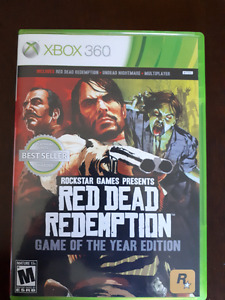 Read Dead Redemption GOTY Edition
