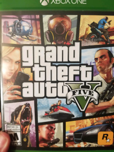 Gta five for xbox one