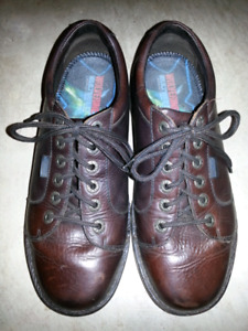 MENS LEATHER WOLVERINES