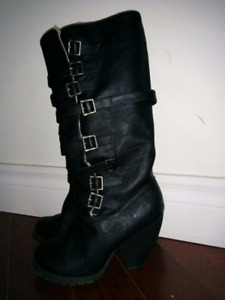 Bottes hiver taille 7
