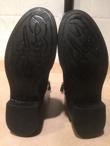 Women's Enzo Angiolini Leather Boots Size 8 London Ontario image 4