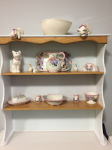 WELSH CUPBOARD COUNTRY BUFFET-Great addition to any kitchen