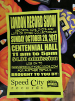 London Record show-- RECORDS