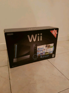 Wii + 1 jeux + controller
