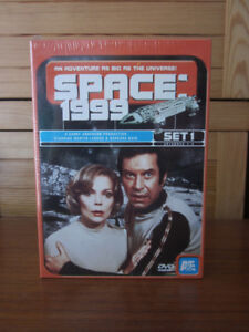 HTF Classic Space 1999 DVD - Season 1  - Gerry Anderson - SEALED