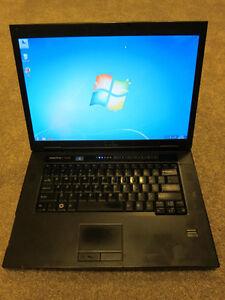 """Dell Vostro 1520 15"""" Laptop - Core 2 Duo 4GB Ram 160GB HD"""