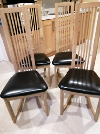 Kitchen chairs