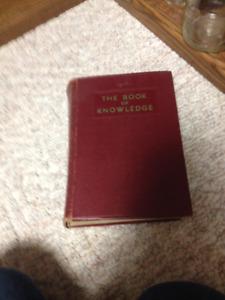 Vintage--Books of Knowledge