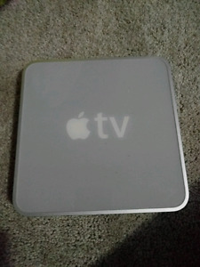Apple tv 1 Jailbroken