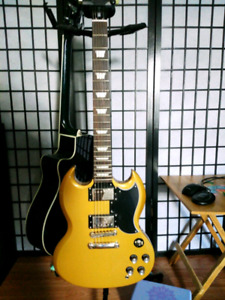 Epiphone SG Standard Pro Ltd to Trade for Bass