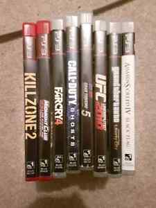 Ps3 games (can lower price)