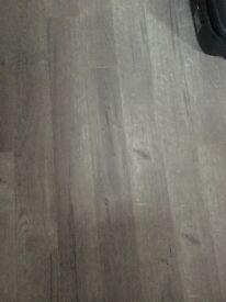 50 boxes grey narrow board 8 mm laminate