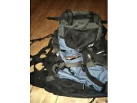 Vintage Hiking Rucksack Backpack Bag made by PX Mountain Rangers