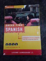 Drive Time Spanish language CDs