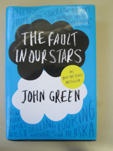 The Fault in Our Stars, New York Times Bestseller by John Green