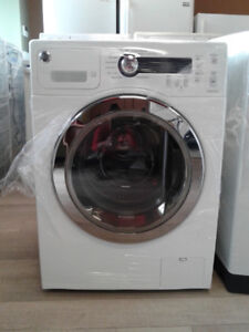 "24"" GE FRONT LOAD WASHER"