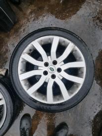 Range rover alloy wheels rim 20 inch