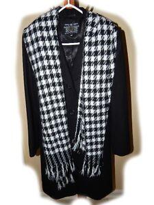 Manteau de laine pour femme *PROJECT RAW* grandeur: medium