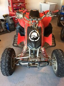 Trx 450er parts