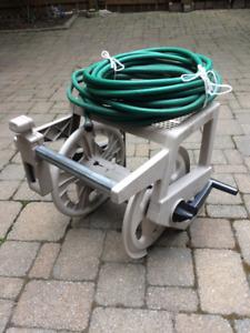 Tuyau de jardin de Yardworks / garden hose reel