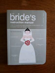 Brides Instruction Manual by Carrie Denny