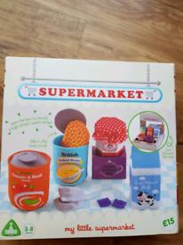Kids ELC 'My Little Supermarket' NEW