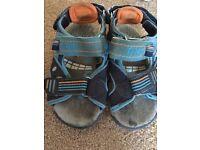 Next boys sandals infant 7