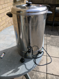 BUFFALO MANUAL WATER BOILER 30 LITER