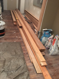 Baseboards - Mixed
