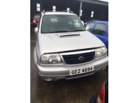 2003 Suzuki Grand Vitara, 2.0 diesel, breaking for parts only, all parts available.