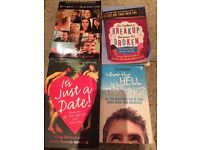 Fun read on relationships. 4 books for £8
