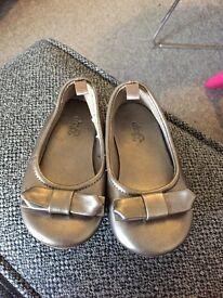 Infant size 3 shoes