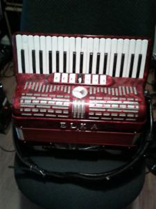 accordéon elka 80 basses S.E.M