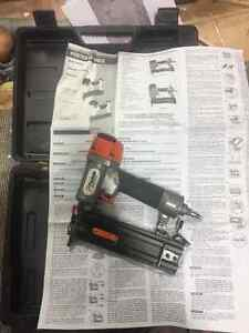 Brad Nailer Paslode by Porter Cable great condition, used twice