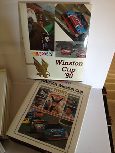 Nascar Winston Cup Yearbooks