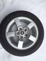 2002 Ford Lightning rims with hankook tires