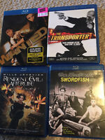 TONS of Blu-Ray DVD for sale