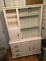 """Cabinet for sale 17""""wide and 69""""tall"""