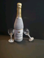 Bottle decor by Glitter your World