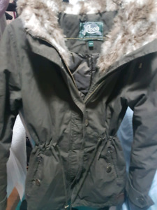 ROOTS WINTER JACKET FOR WOMEN