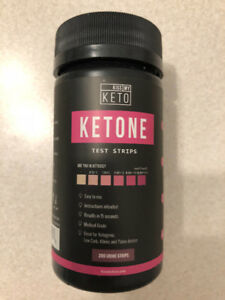 new keto diet 200 urine strips