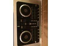 Numark mix track pro 2 ii DJ decks mixer mixtrack