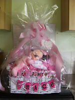 Gift baskets available at CCA for $10 !