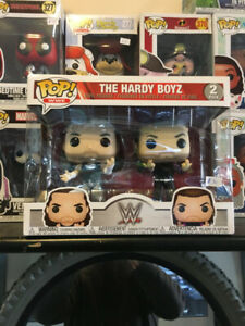 Funko Pop The Hardy Boys 2 Pack Vinyl Figures