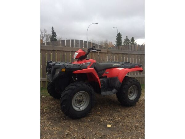 Used 2007 Polaris Sportsman 500 EFI