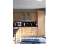 For sale Beech kitchen doors