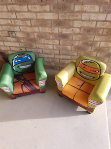 TMNT chairs