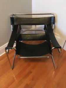Wassily Replica Chairs.